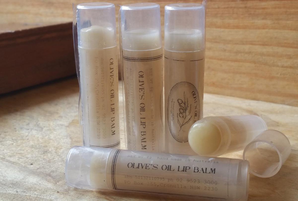 Olive's Oil Lip Balm